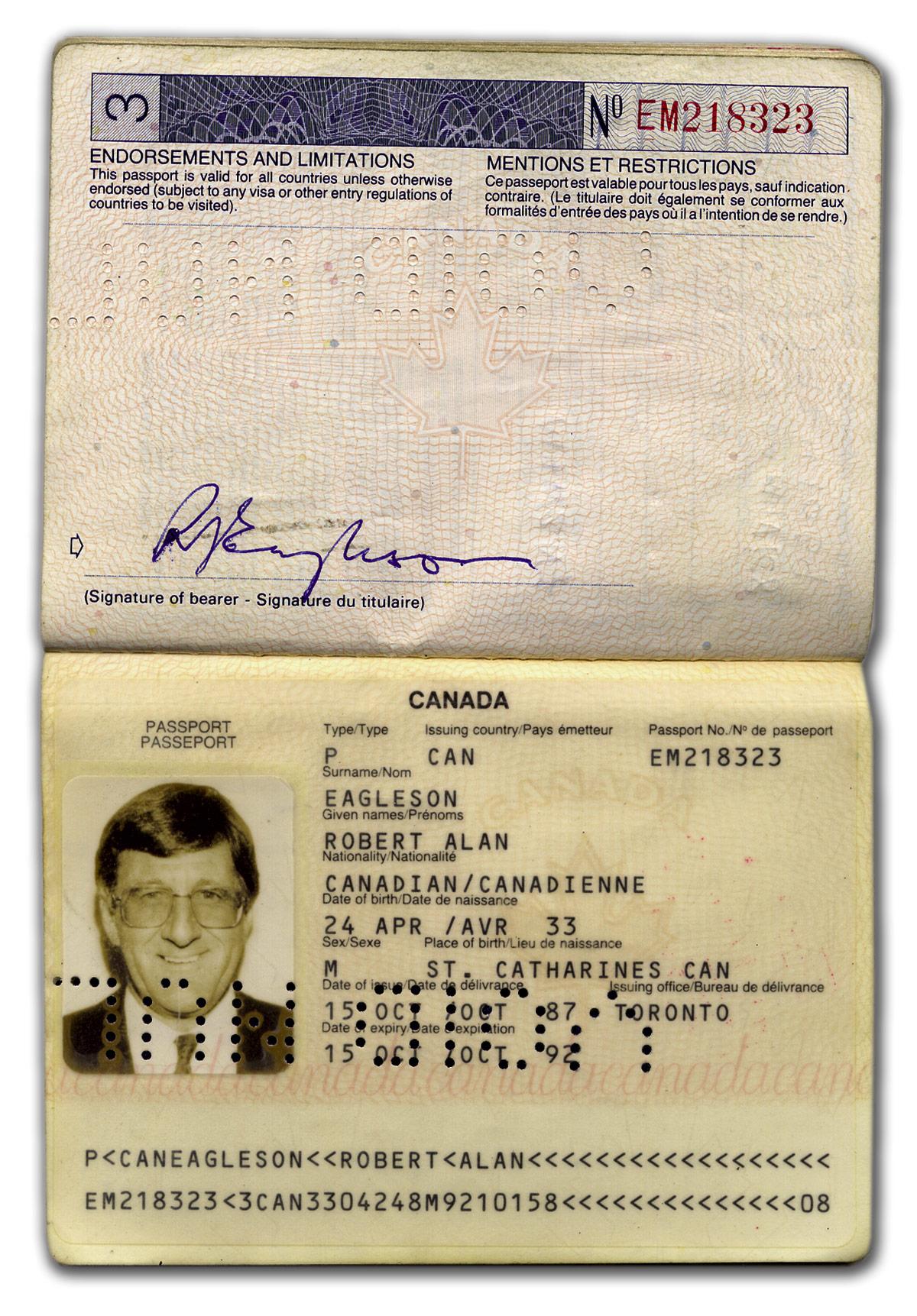 Почему паспорт числится в розыске