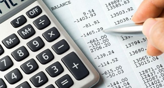 Calculate year end balance sheets
