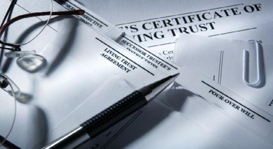 Document details of asset dispositions