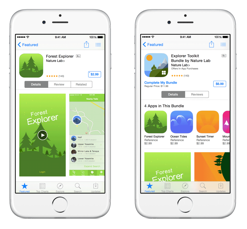 Design your App Store product page