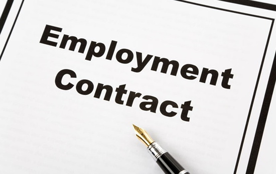 Reports on Current Employment Status of Employees and Officers of the company
