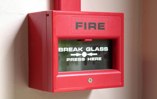 Check fire alarms