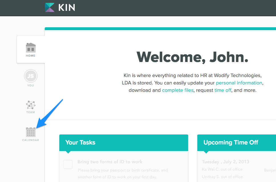 Kin Calendar.Technology Adding Kin To Google Calendar Process Street