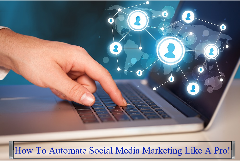 Tips, trick, tools and a system for automating social media marketing like a pro!