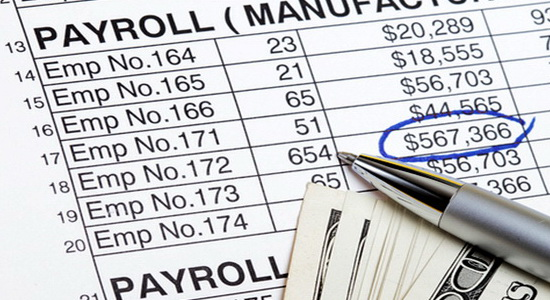 Collect payroll forms