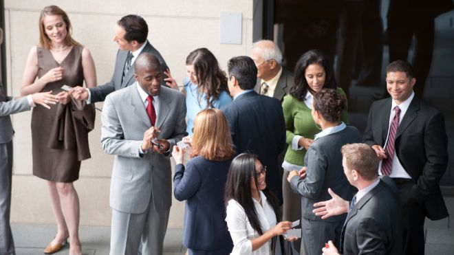 Organize a social event