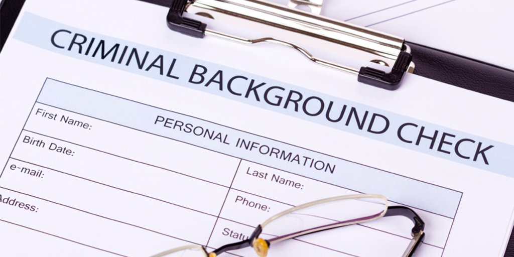 Perform background checks