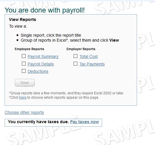Intuit Payroll Processing Template | Process Street
