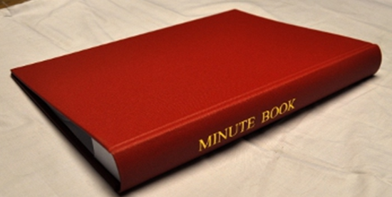 Minute Books