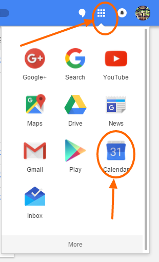 There are always many ways to access your Google apps!