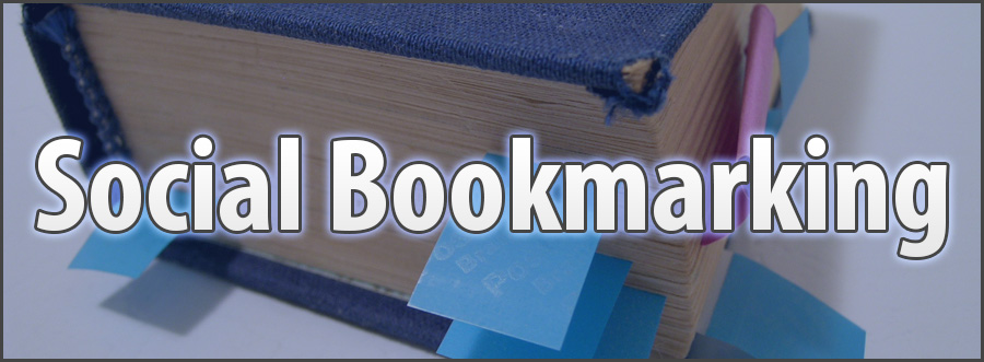 Submit to social bookmarking sites & directories