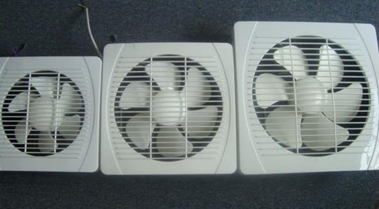 Look for adequate ventilation