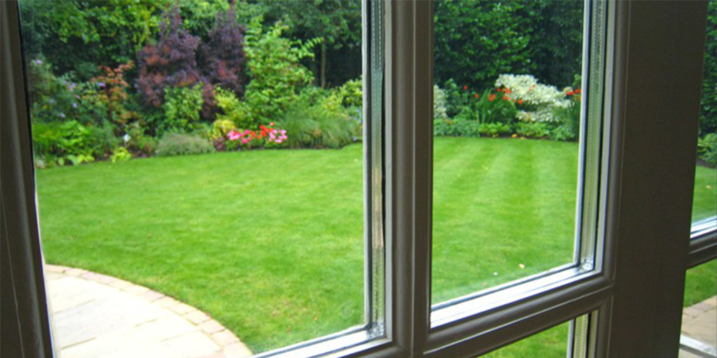 Assess the view from all windows