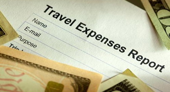 Document all transportation and travel expenses