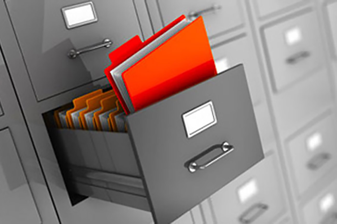 File your records carefully when running the accounts payable process