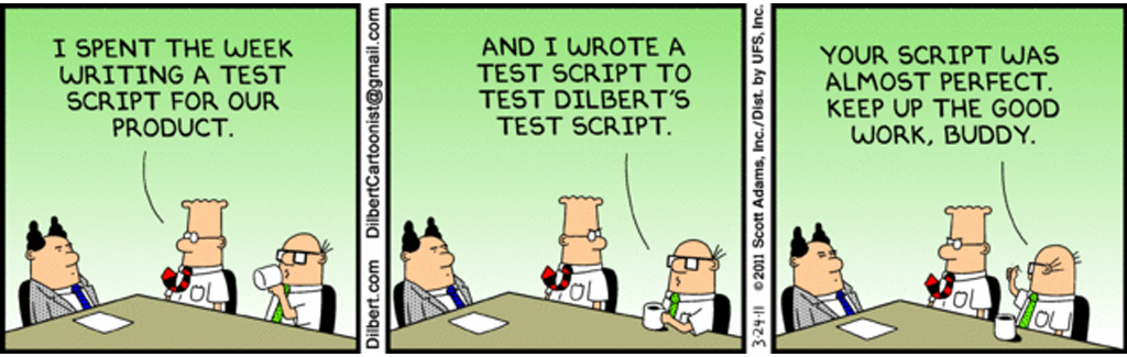Maintain a solid testing process
