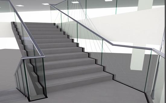 Ensure stairways, sidewalks and ramps are free of defects