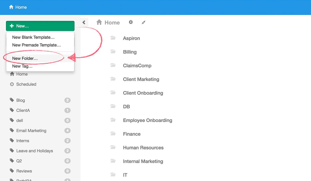 folders-new-folder-button