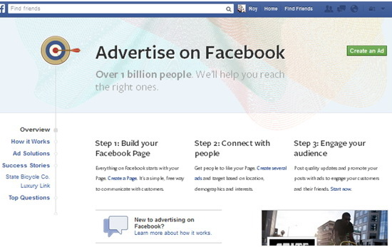Decide What to Advertise