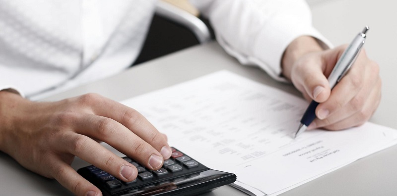 Update financial expense form