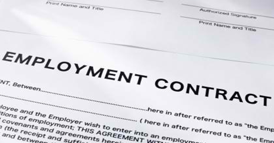 Employer-Employee (Permanent/Casual Worker) Contracts
