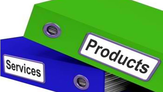 Copies of Product Lines and Services Reports