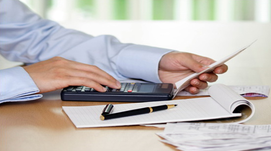 Record office supply expenses