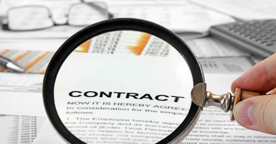 Joint Venture Projects Contracts
