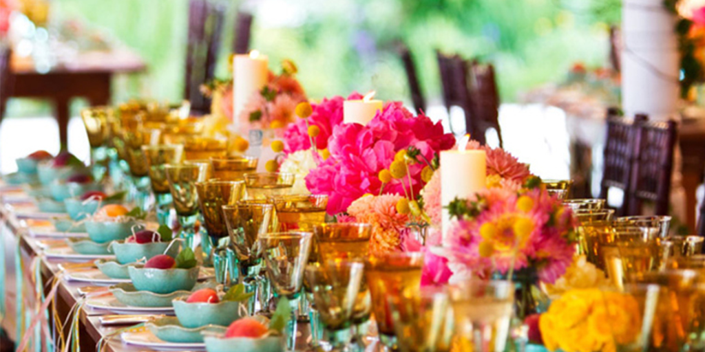 Finalize wedding theme/colors/style
